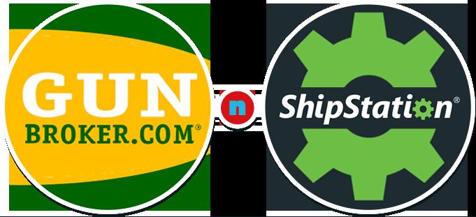 GunBroker and ShipStation integration service by netfishes